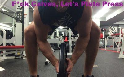 plate press upper chest