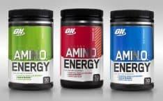 amino energy bcaas